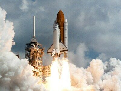 Picture 0417 Worldwide NASA Space Shuttle Photo Free Screensaver Shipping