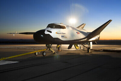 Picture 670 Worldwide Dream Chaser mini-shuttle Photo Free Screensaver Shipping