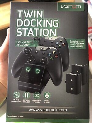 Venom Xbox One Twin Docking Station