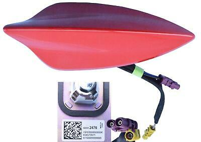 2016-19 Chevy Cruze 42692476 Shark Fin Antenna Pull Me Over Red 42692478
