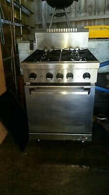 RODUCT DESCRIPTIONWALDORF Gas Oven With 4 Burner
