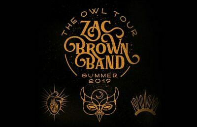 Zac Brown Brand The Owl CD NIB ZBB Someone I Used To Know The Woods and More!