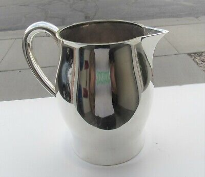 Vintage Tiffany & Co Paul Revere Sterling Silver Water Pitcher 21oz