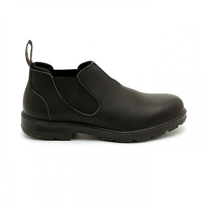 NEW Blundstone Style 1611  Black Leather Slip On Boots/Shoes For  Men