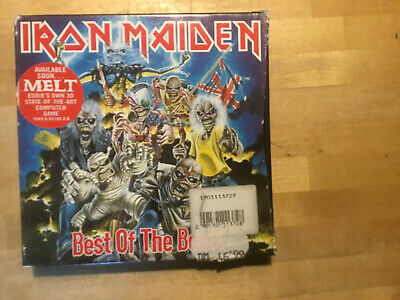 Iron Maiden - Best of the Beast  [2 CD Album]  Digibook