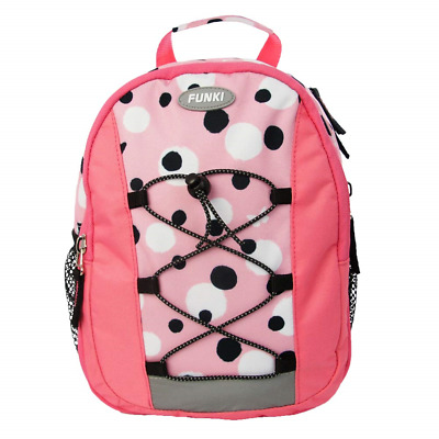 Colourful Unisex Velcro School Book Bag with Hook and Loop Fastening Fits A4