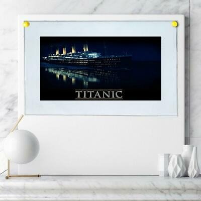 Titanic Ship HD Print Paintings on Canvas Home Decor Picture Room  Wall Art