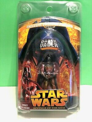 Star Wars Darth Vader Lava Reflection ROTS Target Exclusive MOC Exclusive Case