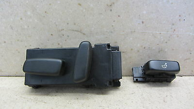 04-07 Saab 93 9-3 Convertible Front Seat Switch Driver Left 120815