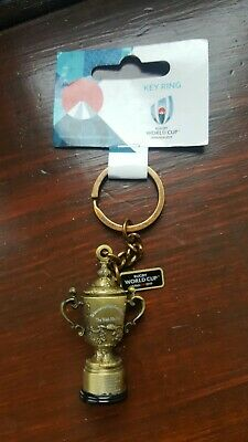 Official Rugby World Cup Japan 2019 Trophy keyring