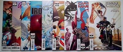 AMAZING MARY JANE VARIANTS lot of 10 NM 1st prints