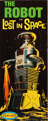 Polar Lights 1:12 The Robot From Lost in Space Plastic Model Kit #5030