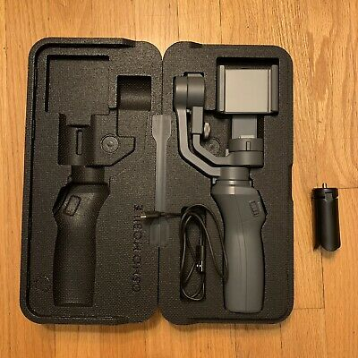 Grey DJI Osmo Mobile 2 Gimbal System Stabilizer for Smartphones New Open Box