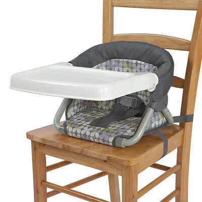 New Summer Infant Baby Kids Secure Seat High Chair Hook On Booster Child Feeding