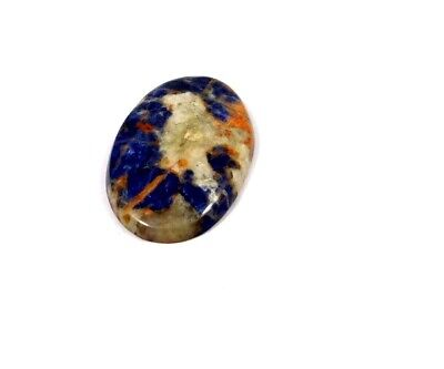 19 Cts. 100% Natural Sodalite Loose Cabochon Gemstone NG21749