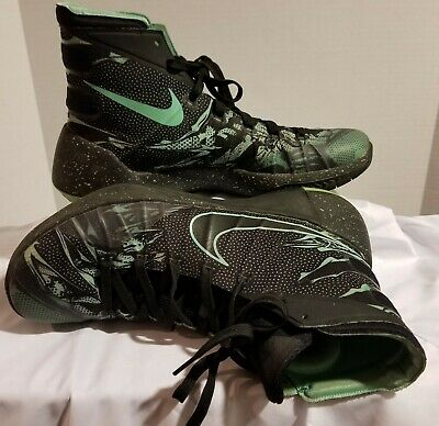 Details about Nike Hyperdunk 2015 Premium Green Glow Basketball Shoes 749567 030 Mens Size 13