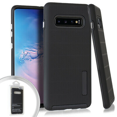Fr Samsung Galaxy S10e S10 Plus Shockproof Hard Rugged Protective Case Cover