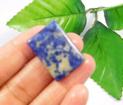 28 Cts. 100% Natural Sodalite Loose Cabochon Gemstone NG2225