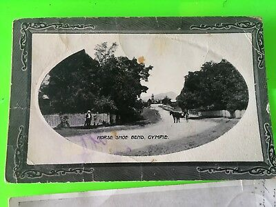 Post Cards Gympie Queensland  1905
