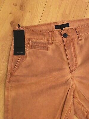 "Jack & Jones Produkt Mens W34"" Brown Gold Marble Wash Shorts New"