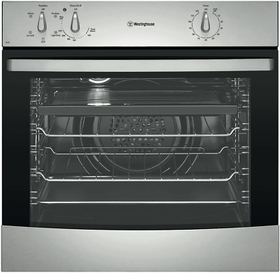 NEW Westinghouse WVE614SA 60cm Electric Oven