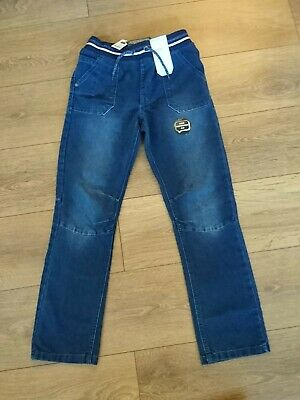 Boys W26 L 26Dunnes Pull On Style Dark Denim Jeans BNWT