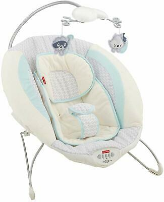 Replacement Seat Pad//Cushion Y8641 Fisher Price Rainforest Deluxe Bouncer