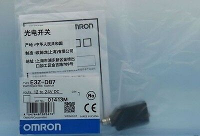 Omron E3Z-D87  Photoelectric Switch New free shipping