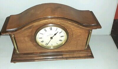 Walker & Hall Mantle Clock superb French movement
