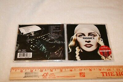 New Madonna Madame X CD 2 Extra Songs Exclusive