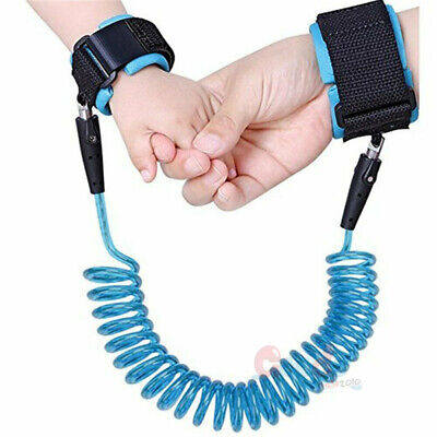 2.5m Anti-Loss Strap Wrist Link Hand Harness Leash band Safety for Toddler Child