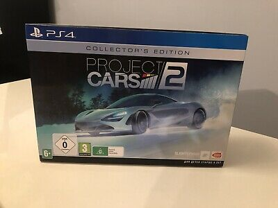 Project Cars 2 Collector's Edition PS4 Game