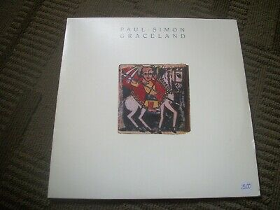Paul Simon---Graceland--180 Gram-Vinyl Album With The Poster.