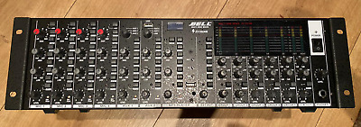 Bell multi zone 5 group stereo mixer ZX1024