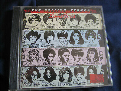 The Rolling Stones, Some Girls, Rolling Stones Records CD