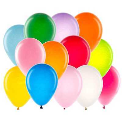 "12"" Assorted Balloon Value Pack- ( This auction is for a lot of 3 pkgs)"