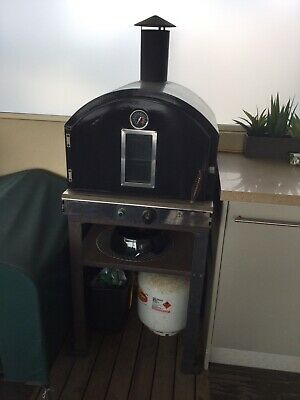 Pizza oven gas or around oven