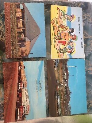 Outback Queensland Postcards 1960s