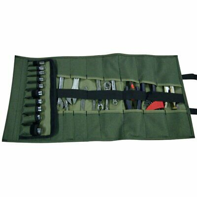 Rugged Xtremes Deluxe Canvas Tool Roll (RX03B002)