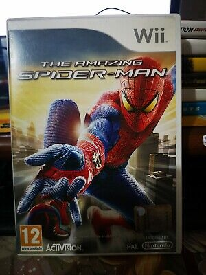 THE AMAZING SPIDER-MAN Wii VERSIONE ITALIANA