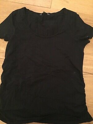 Blooming Marvellous Black Maternity Tshirt size Large
