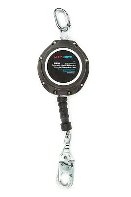 UnitySafe SRL 20' Self-Retracting Lifeline with Stainless Steel Cable