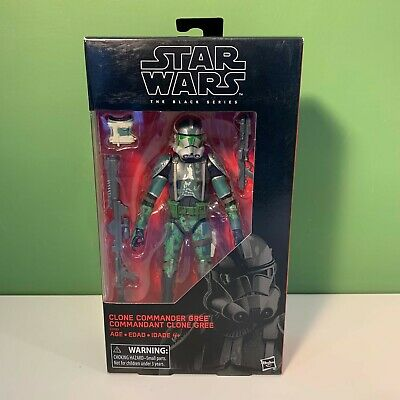 Star Wars The Black Series - Clone Commander Gree - Special Edition