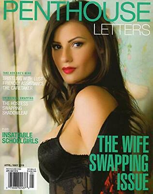 Penthouse Letters Magazine April/May 2019