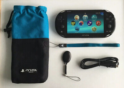 Sony PlayStation PS Vita (PCH-2003 Slim). SCREEN IN VERY GOOD CONDITION. 4095136