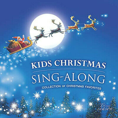 Children's Christmas Sing Along  20 Christmas Carols & Songs on CD Xmas kids UK