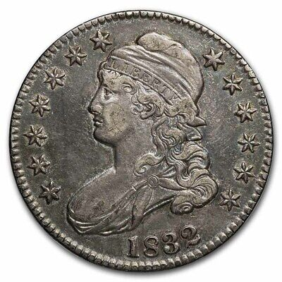 1831 Capped Bust Half Dollar XF - SKU#36214