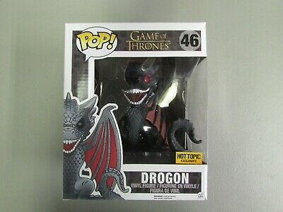 Funko Pop! Game of Thrones Drogon Hot Topic Exclusive 6 Inch