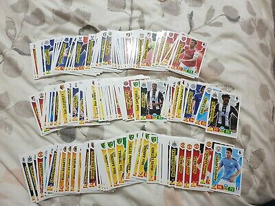 Panini Adrenalyn XL Premier League 2019/20 251 Cards plus Tin