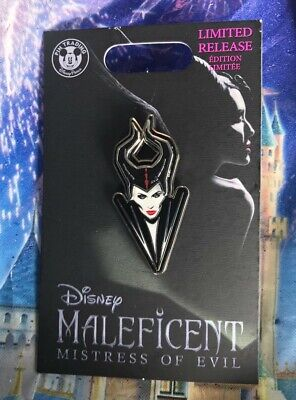 Disney Maleficent Mistress Of Evil Live Action Pin LR New In Hand